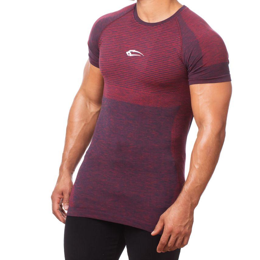 1c004c00 SMILODOX T-Shirt Men Sports Fitness Gym Leisure Training Shirt Sportshirt –  Bild 11