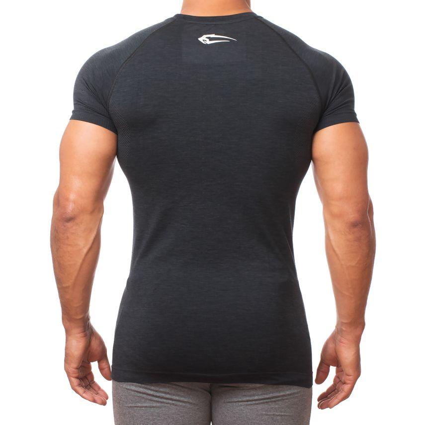 SMILODOX T-Shirt Herren Sport Fitness Gym Freizeit Trainingsshirt Sportshirt – Bild 16