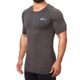 SMILODOX T-Shirt Men Sports Fitness  Gym Leisure Training Shirt Sportshirt – Bild 3