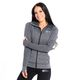 SMILODOX Jacket Ladies Sports Fitness Gym Leisure Tracksuit Fitness Jacket – Bild 1