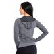 SMILODOX Jacket Ladies Sports Fitness Gym Leisure Tracksuit Fitness Jacket – Bild 5