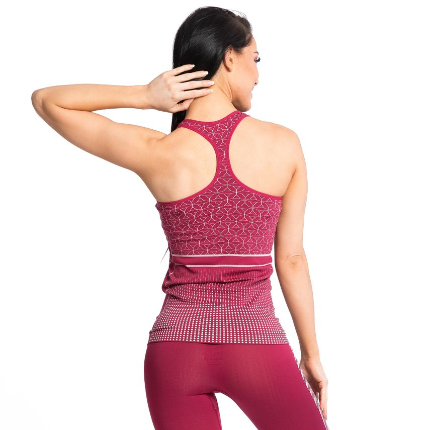 Smilodox Damen  Seamless Top Feminity – Bild 10