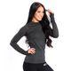 SMILODOX Slim Fit Longsleeve Damen Sport Fitness Gym Training Langarmshirt – Bild 2