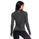 SMILODOX Slim Fit Longsleeve Damen Sport Fitness Gym Training Langarmshirt – Bild 5