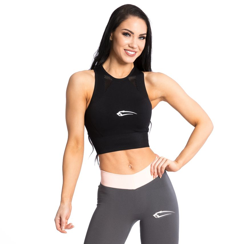 Smilodox Damen Seamless Sport Bra May – Bild 2