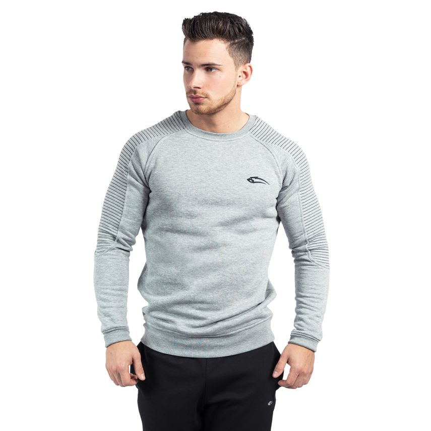 SMILODOX Sweatshirt Men Sports Fitness  Gym Leisure Sweaters Training Sweaters – Bild 6