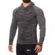 SMILODOX  Hoodie Men Sports Fitness  Gym Leisure Sports Sweater Hooded Sweater – Bild 10