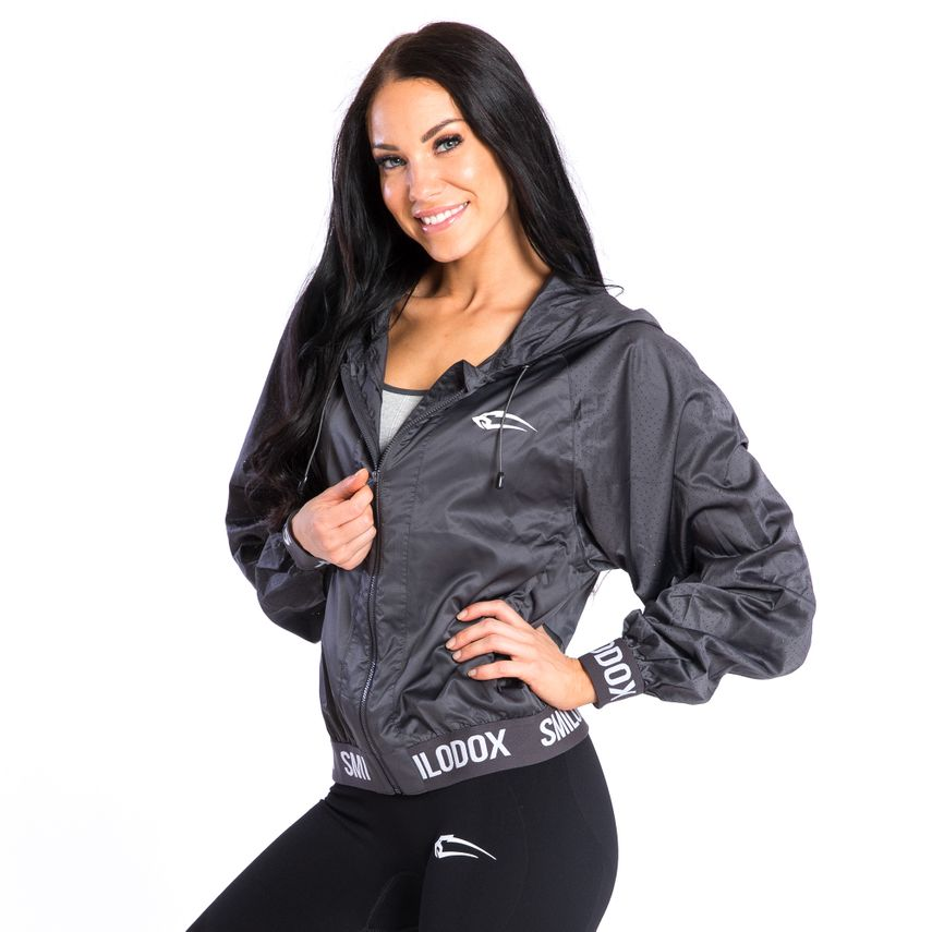 SMILODOX Jacket Ladies Sports Fitness Gym Leisure Tracksuit Fitness Jacket – Bild 6