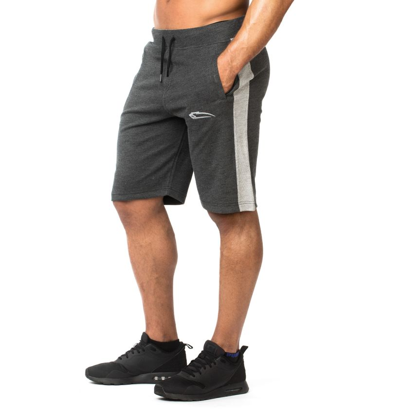 SMILODOX Shorts Herren Sport Fitness Gym Freizeit Trainingsshort kurze Hose – Bild 1