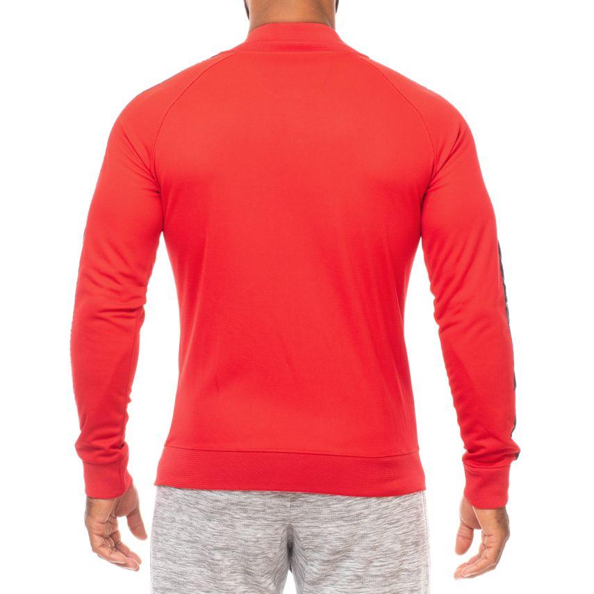 SMILODOX Jacke Herren Sport Fitness Gym Freizeit Trainingsjacke Fitnessjacke – Bild 3