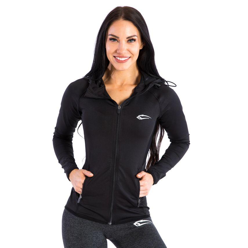 SMILODOX Jacke Damen Sport Fitness Gym Freizeit Trainingsjacke Fitnessjacke – Bild 12