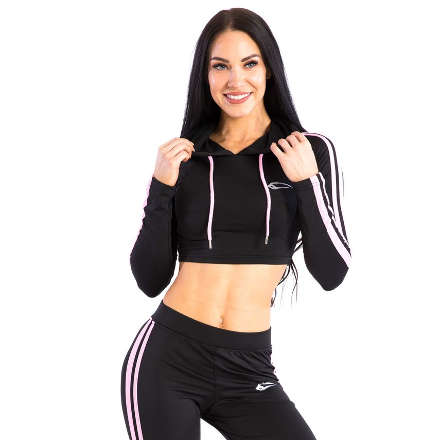 SMILODOX  Hoodie Women Sports Fitness  Gym Leisure Sports Sweater Hooded Sweater – Bild 6