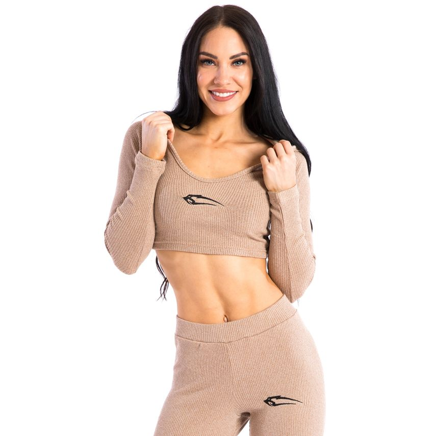 SMILODOX  Hoodie Women Sports Fitness  Gym Leisure Sports Sweater Hooded Sweater – Bild 5