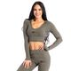 SMILODOX  Hoodie Women Sports Fitness  Gym Leisure Sports Sweater Hooded Sweater – Bild 13