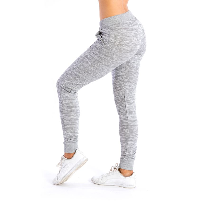 SMILODOX Jogginghose Damen Sport Fitness Gym Freizeit Sporthose Trainingshose – Bild 3