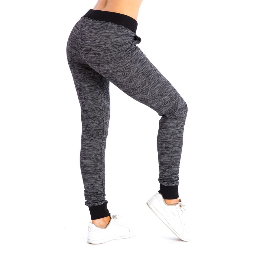 SMILODOX Jogginghose Damen Sport Fitness Gym Freizeit Sporthose Trainingshose – Bild 8
