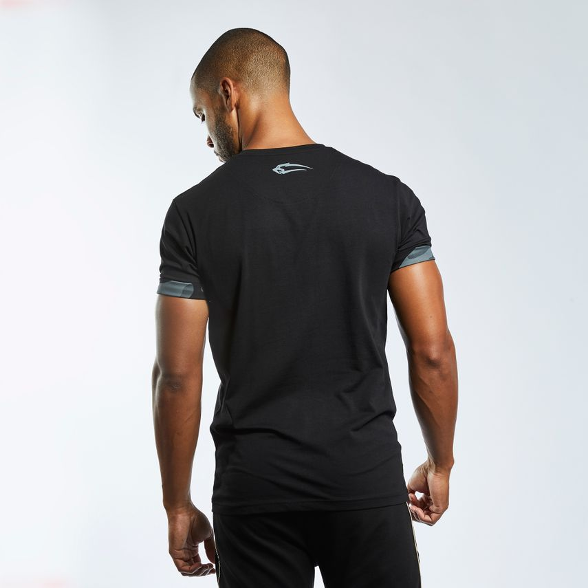 SMILODOX T-Shirt Men Sports Fitness  Gym Leisure Training Shirt Sportshirt – Bild 16