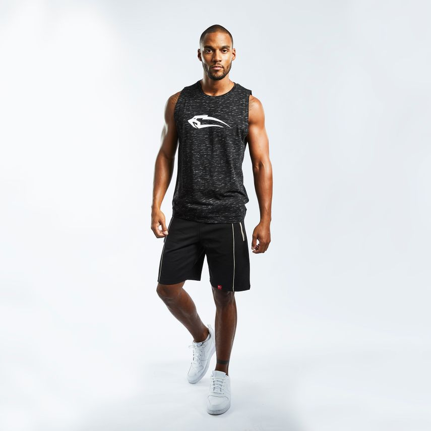SMILODOX Tank Top Men Sports Fitness  Gym Leisure Training Shirt Sporttop – Bild 21
