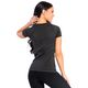 SMILODOX Shirt Damen Sport Fitness Gym Freizeit Top Sportshirt Trainingstop – Bild 5