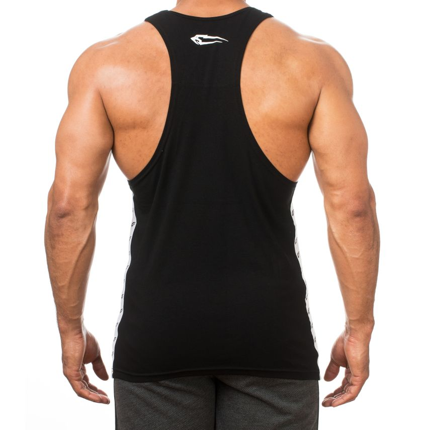 SMILODOX Stringer Men Sports Fitness  Gym Leisure Training Shirt Tank Top – Bild 8