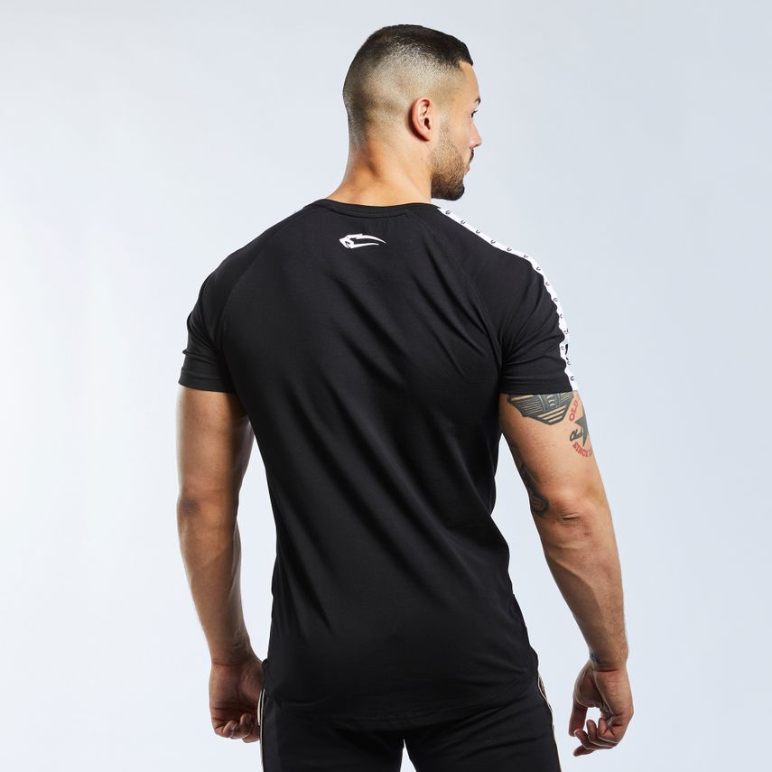 SMILODOX T-Shirt Men Sports Fitness  Gym Leisure Training Shirt Sportshirt – Bild 9