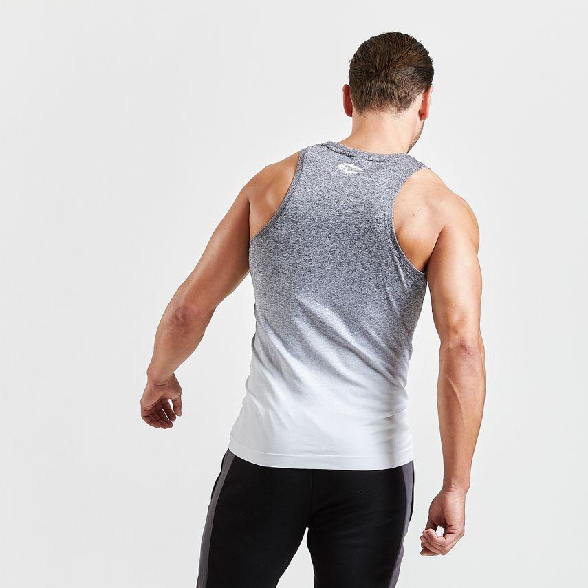 SMILODOX Tank Top Men Sports Fitness  Gym Leisure Training Shirt Sporttop – Bild 5