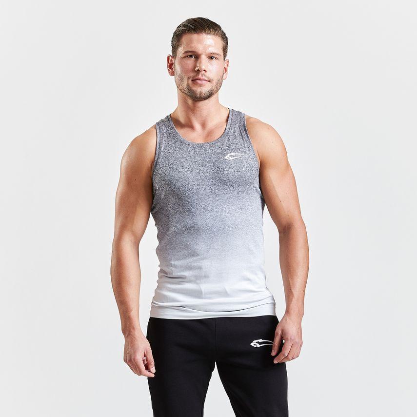 SMILODOX Tank Top Men Sports Fitness  Gym Leisure Training Shirt Sporttop – Bild 2