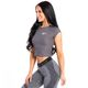SMILODOX Top Ladies Sports Fitness GymLeisure Top Sports Shirt Trainingstop – Bild 16