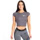 SMILODOX Top Ladies Sports Fitness GymLeisure Top Sports Shirt Trainingstop – Bild 15