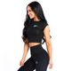 SMILODOX Top Ladies Sports Fitness GymLeisure Top Sports Shirt Trainingstop – Bild 7