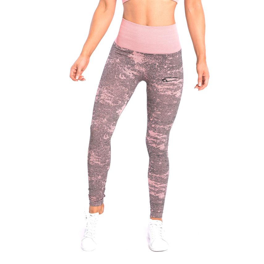 SMILODOX Leggings Damen Sport Fitness Gym Freizeit Yoga Training Stretch Tight – Bild 13