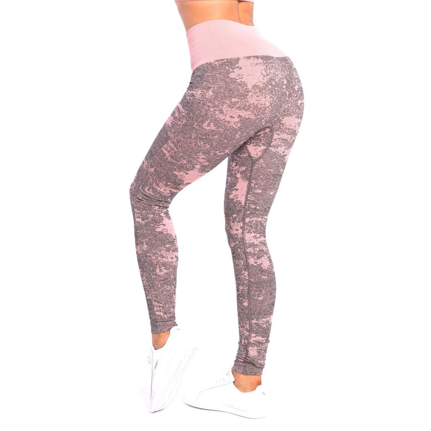 SMILODOX Leggings Damen Sport Fitness Gym Freizeit Yoga Training Stretch Tight – Bild 17