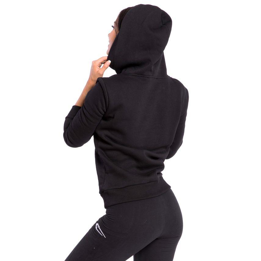 SMILODOX  Hoodie Women Sports Fitness  Gym Leisure Sports Sweater Hooded Sweater – Bild 10