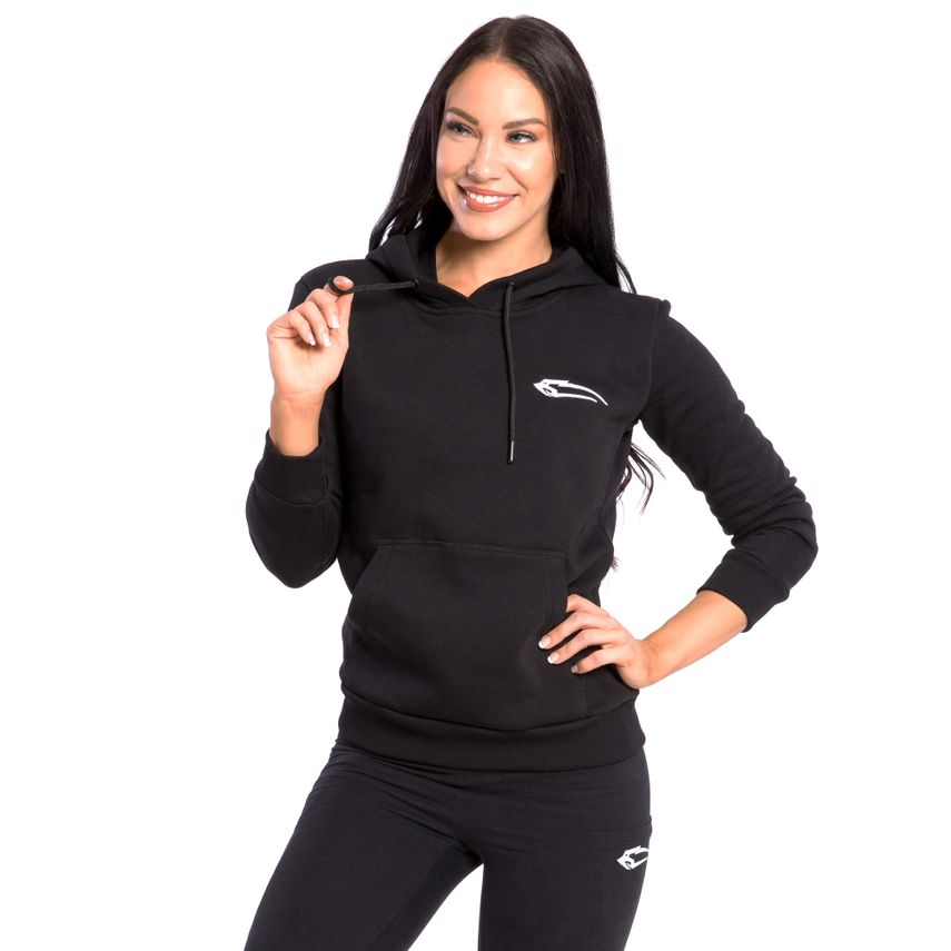 SMILODOX  Hoodie Women Sports Fitness  Gym Leisure Sports Sweater Hooded Sweater – Bild 7