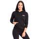 SMILODOX  Hoodie Women Sports Fitness  Gym Leisure Sports Sweater Hooded Sweater – Bild 8