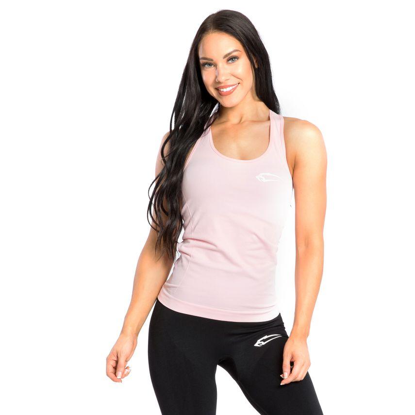SMILODOX Top Damen Sport Fitness Gym Freizeit Top Sportshirt Trainingstop – Bild 1