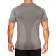 SMILODOX T-Shirt Men Sports Fitness  Gym Leisure Training Shirt Sportshirt – Bild 4