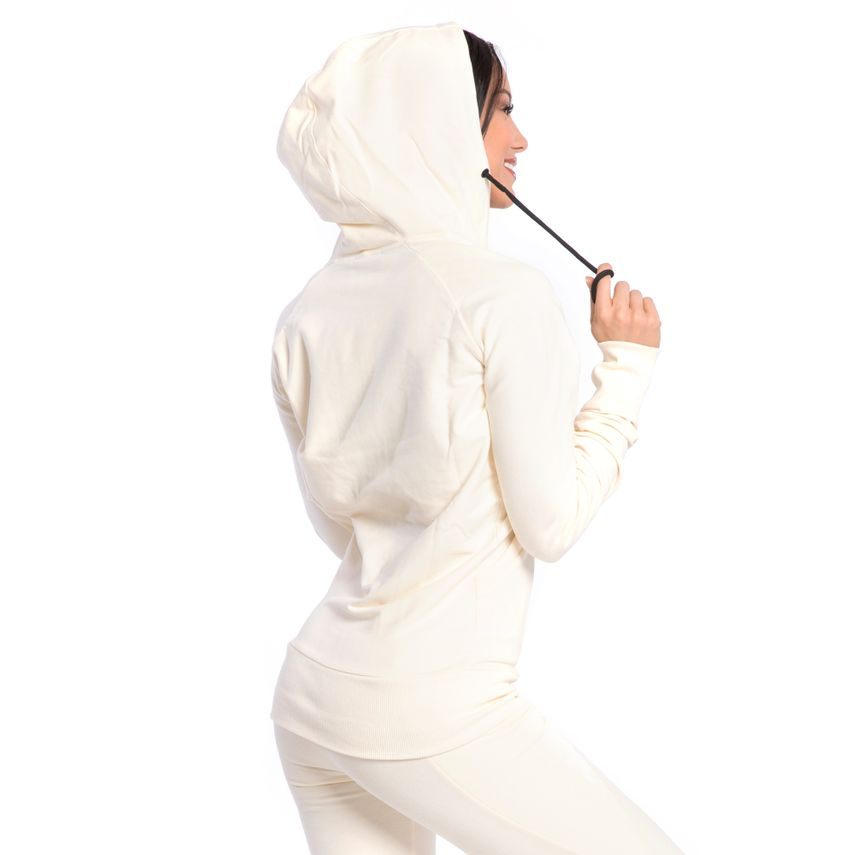 SMILODOX  Zip Hoodie Women Sports Fitness  Gym Leisure Training Hooded Sweater – Bild 10