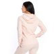 SMILODOX  Zip Hoodie Women Sports Fitness  Gym Leisure Training Hooded Sweater – Bild 5