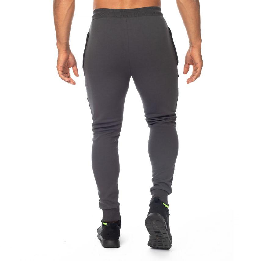 SMILODOX Jogginghose Herren Sport Fitness Gym Training  Freizeit Trainingshose – Bild 3