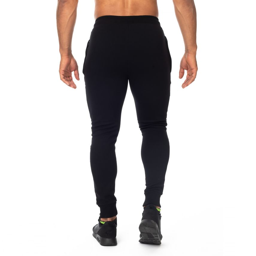 SMILODOX jogging trousers men sport fitness Gym training leisure training trousers – Bild 9