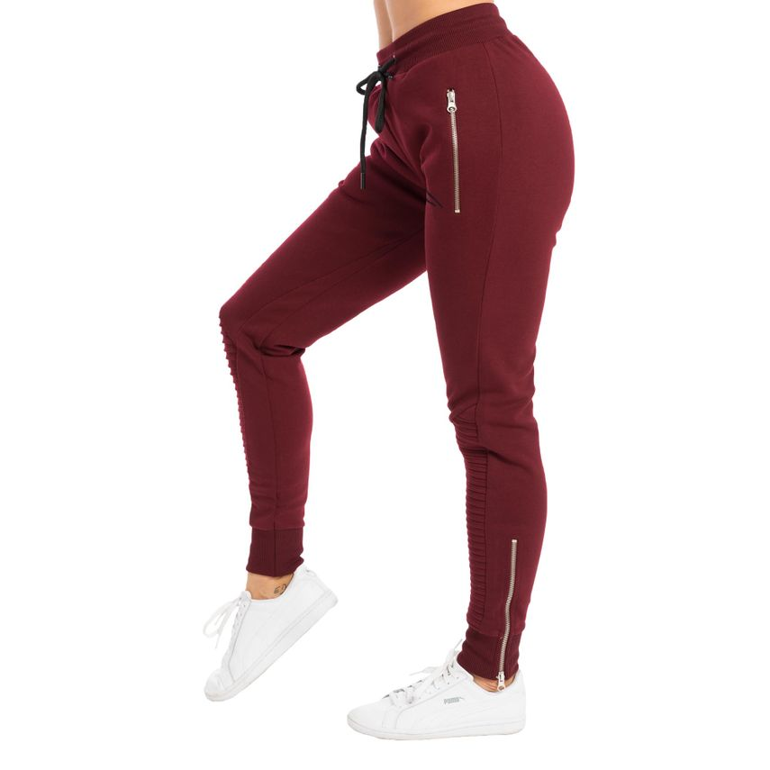 SMILODOX jogging pants women sport fitness Gym leisure sports pants training pants – Bild 2