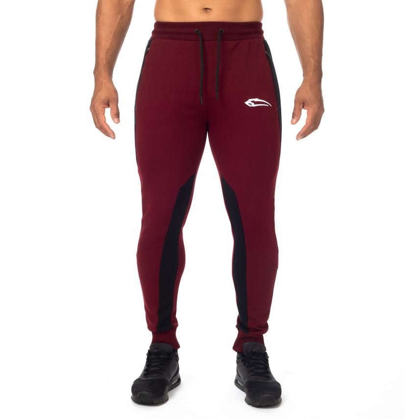 SMILODOX Jogginghose Herren Sport Fitness Gym Training  Freizeit Trainingshose – Bild 2
