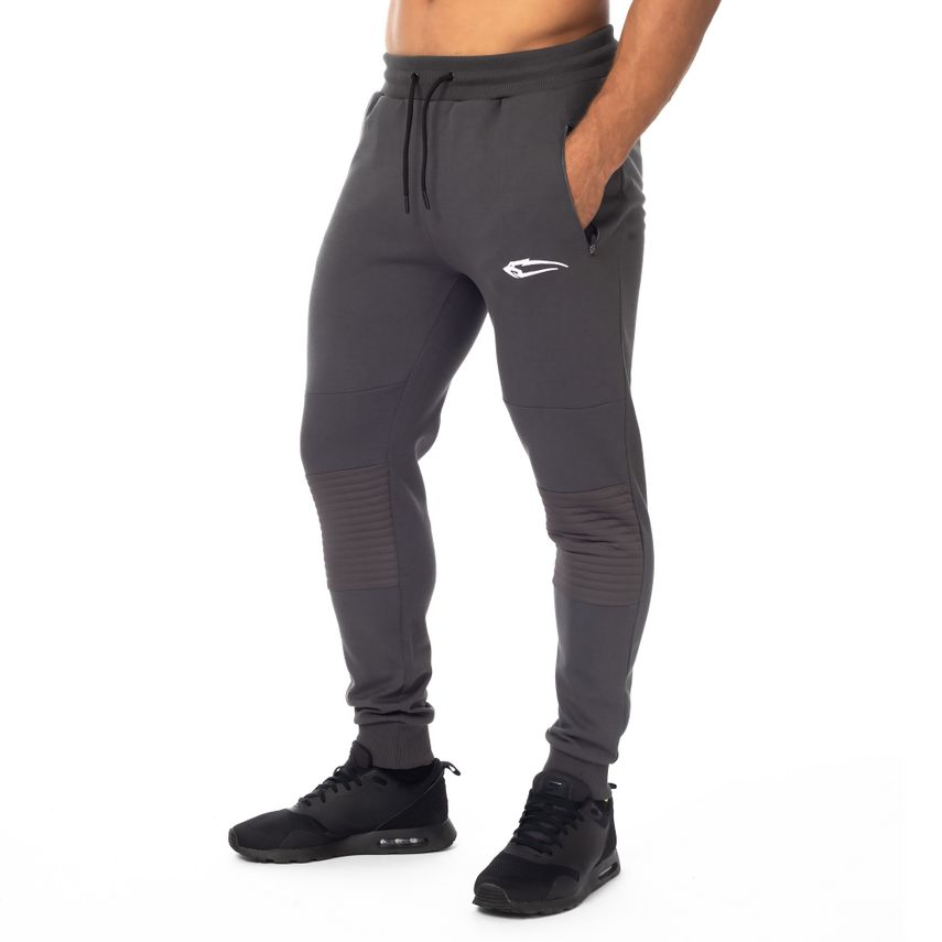 SMILODOX jogging trousers men sport fitness Gym training leisure training trousers – Bild 7