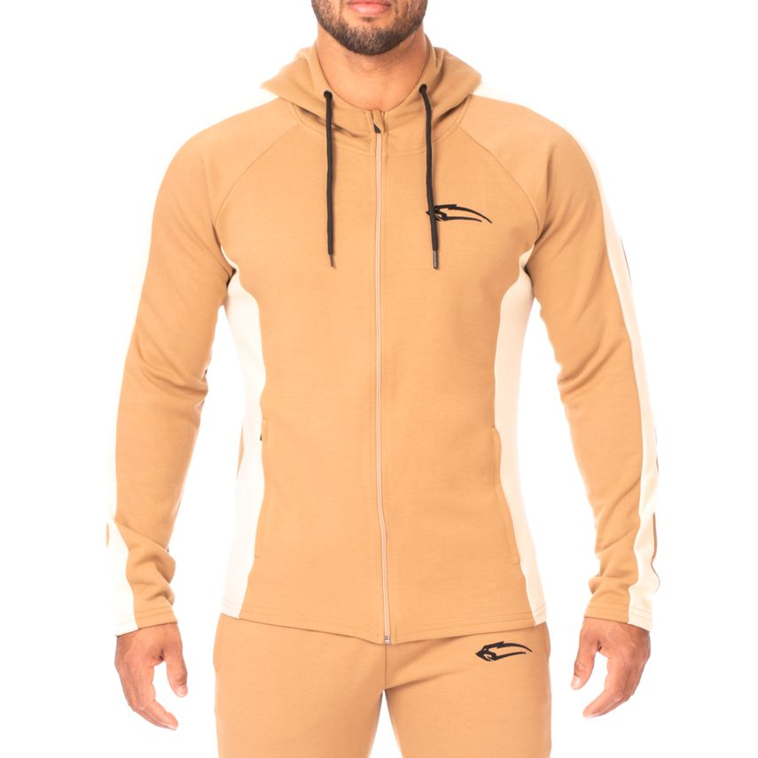 SMILODOX  Zip Hoodie Men Sports Fitness  Gym Leisure Sweaters Hooded Sweaters – Bild 11