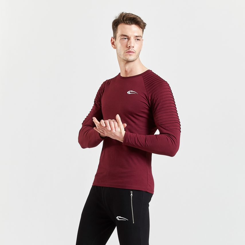 SMILODOX Sweatshirt Men Sports Fitness  Gym Leisure Sweaters Training Sweaters – Bild 13