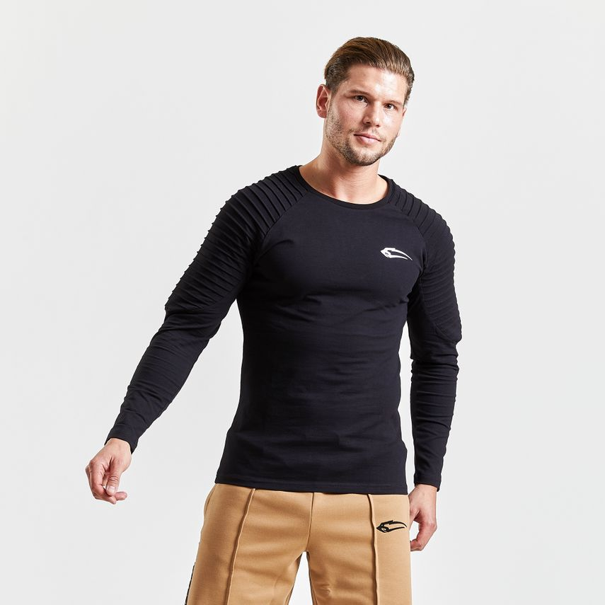 SMILODOX Sweatshirt Men Sports Fitness  Gym Leisure Sweaters Training Sweaters – Bild 18