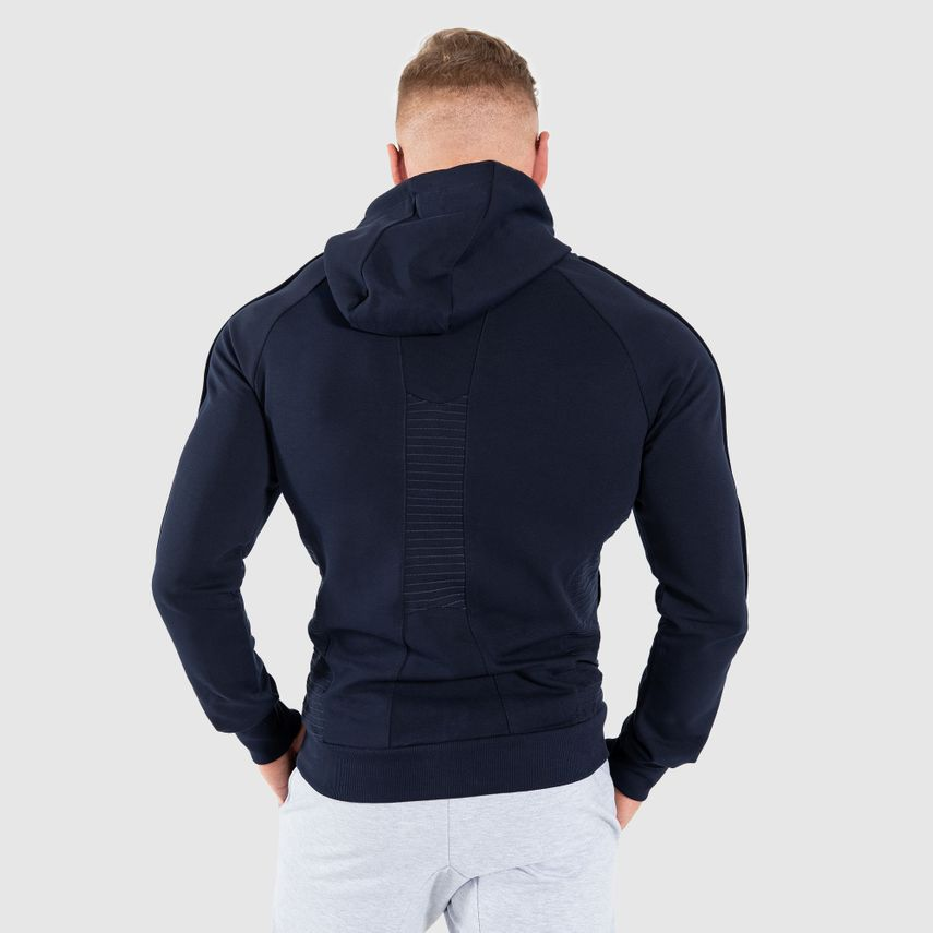 Smilodox Men Zip Hoodie Suitup – Bild 5