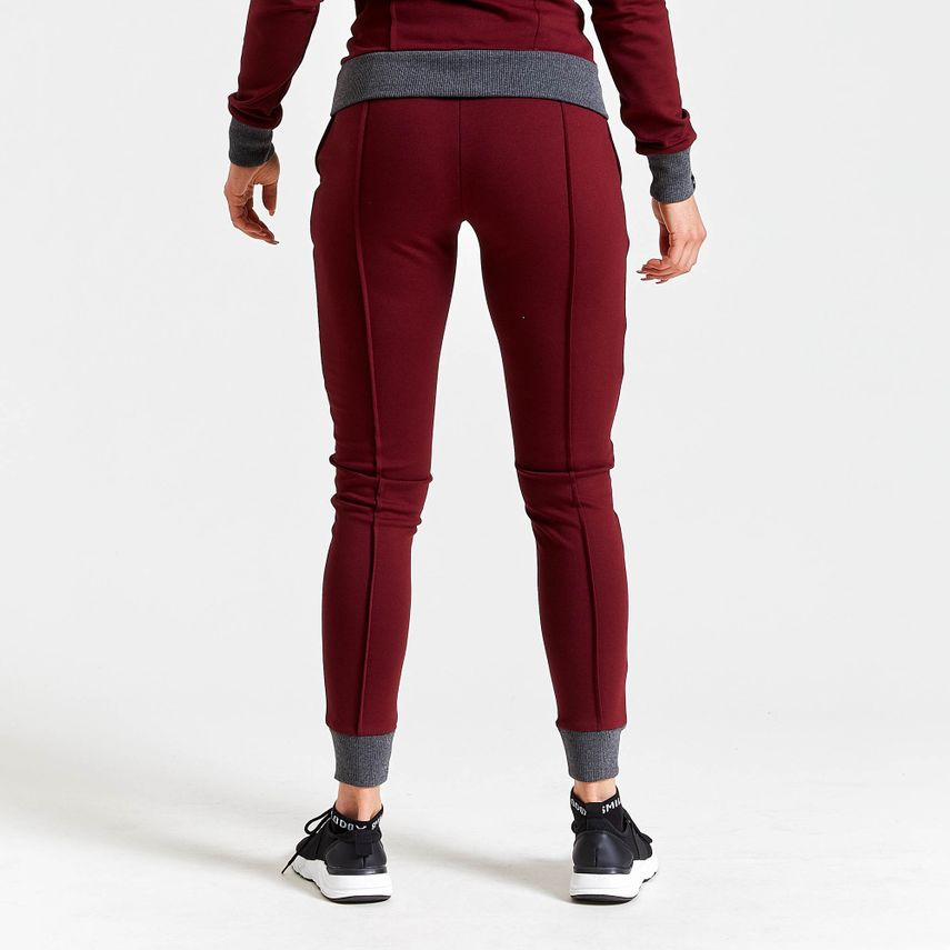 Smilodox Damen Jogginghose Suit up – Bild 3