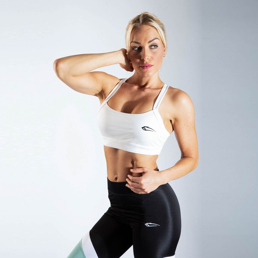 SMILODOX Ladies Seamless Sport Bra Spine – Bild 11